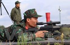 Xạ thủ Việt Nam lập thành tích tại Army Games chào mừng Quốc khánh