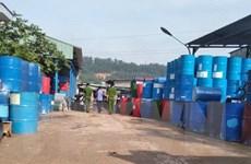 Hàng loạt cơ sở gây ô nhiễm môi trường ở Đồng Nai khắc phục hậu quả