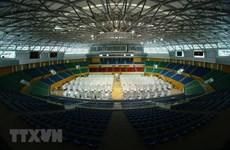 Đà Nẵng: Bệnh viện dã chiến Tiên Sơn bắt đầu thu dọn trang thiết bị