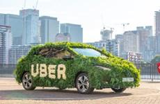 Uber nỗ lực hướng tới mục tiêu giảm lượng khí thải về con số 0