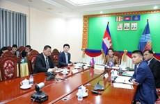 Campuchia kêu gọi thúc đẩy phục hồi kinh tế khu vực trước COVID-19