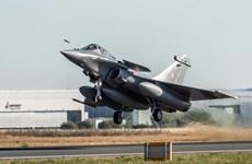 Ấn Độ phiên chế 5 máy bay chiến đấu Rafale cho lực lượng không quân