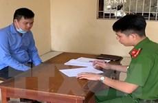 Hưng Yên: Khởi tố đối tượng chuyên môi giới làm giả giấy tờ
