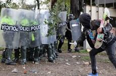 Bộ trưởng Quốc phòng Colombia xin lỗi về hành vi thô bạo của cảnh sát