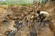 Sập mỏ khai thác vàng tại CHDC Congo, ít nhất 50 người thiệt mạng