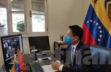 Việt Nam và Venezuela xúc tiến hợp tác trao đổi trong lĩnh vực y tế