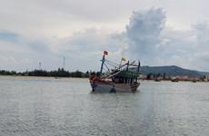 Nghệ An: Cứu hộ thành công tàu cá hỏng máy cùng ngư dân gặp nạn