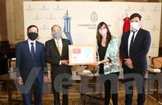 Quốc hội Việt Nam giúp đỡ Argentina phòng chống dịch COVID-19