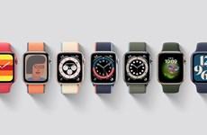 iPhone 12 'vắng mặt', Apple ra mắt iPad, Watch thế hệ mới