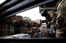 Lực lượng an ninh Panama bắt giữ thuyền chở gần 3 tấn ma túy