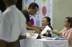 Myanmar quyết tâm tổ chức tổng tuyển cử theo đúng kế hoạch