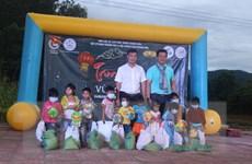 Khánh Hòa: Mang Trung thu đến với trẻ em nghèo vùng cao