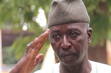 Mali: Tổng thống lâm thời Ba N'Daou tuyên thệ nhậm chức