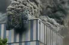 Cháy lớn tại cơ sở nghiên cứu của Huawei ở tỉnh Quảng Đông