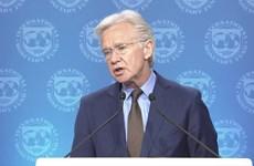 IMF lạc quan hơn về dự báo triển vọng kinh tế toàn cầu