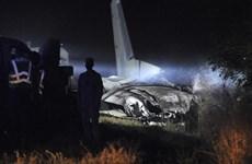 Tai nạn máy bay quân sự ở Ukraine, hàng chục người thương vong