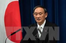 Tân Thủ tướng Nhật Bản kêu gọi thế giới đoàn kết chống COVID-19