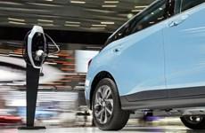 Thị phần ôtô sử dụng năng lượng mới trên toàn cầu tiếp tục tăng