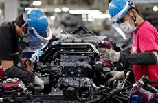 Nhật Bản: Doanh số ôtô giảm mạnh nhất trong 9 năm qua