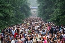 [Video] Người dân Trung Quốc nô nức đi nghỉ dịp Tuần lễ Vàng