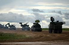 Nga trang bị tên lửa diệt UAV cho hệ thống phòng không Tor-M2
