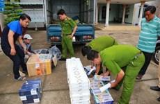 Buôn 1 bao thuốc lá nhập lậu có thể bị phạt tiền tới 3 triệu đồng