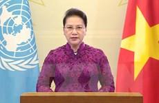 Thông điệp của Chủ tịch QH tại Hội nghị thế giới lần thứ IV về phụ nữ