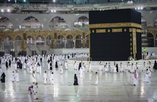 Saudi Arabia nối lại lễ hành hương Umrah sau 6 tháng tạm dừng