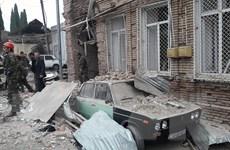 Azerbaijan đặt ra những điều kiện ngừng bắn với Armenia