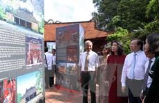 """Triển lãm """"Hà Nội - Huế - Sài Gòn: Truyền thống và phát triển"""""""