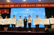 Thành phố Hồ Chí Minh tri ân lực lượng tuyến đầu chống COVID-19