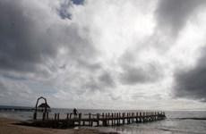 Mexico: Bán đảo Yucatan chuẩn bị đương đầu với bão Delta