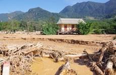 Miền Trung trải qua đợt lũ lụt nghiêm trọng nhất trong 5 năm