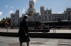 Tây Ban Nha vật lộn với làn sóng lây nhiễm COVID-19 mới