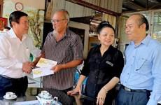TP.HCM chi 813 tỷ đồng chăm lo cho người dân đón Tết Tân Sửu