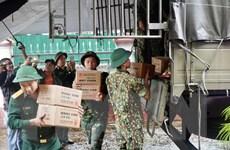 Thừa Thiên-Huế khẩn trương chuẩn bị ứng phó với bão số 9