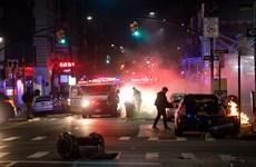 Mỹ: Cảnh sát bắt giữ 30 người tham gia biểu tình tại New York