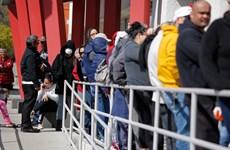 Người dân Mỹ ngóng một chờ gói kích thích kinh tế mới