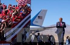 Hai ứng cử viên tổng thống Mỹ gấp rút đẩy mạnh chiến dịch vận động