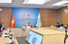 Việt Nam khẳng định sự ủng hộ với quá trình phát triển của IPU
