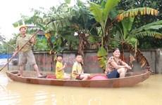 Nghệ An đề nghị Bộ Tư lệnh Quân khu 4 hỗ trợ khắc phục hậu quả mưa lũ