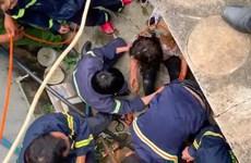 Lâm Đồng: Cứu sống một phụ nữ rơi xuống giếng sâu 25m