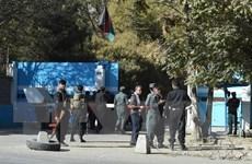 Cảnh tượng kinh hoàng sau vụ tấn công đẫm máu tại Đại học Kabul