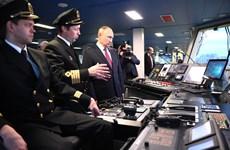 Tổng thống Putin cam kết duy trì ưu thế của Nga tại Bắc Cực