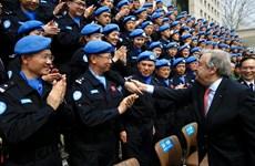 Việt Nam luôn ủng hộ các hoạt động gìn giữ hòa bình của LHQ