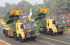 Ấn Độ thử thành công hệ thống rocket Pinaka cải tiến