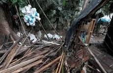 [Video] Bão Eta quét qua khu vực Trung Mỹ gây nhiều thiệt hại