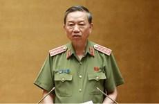 Bộ trưởng Tô Lâm đề xuất các giải pháp hạn chế tín dụng đen