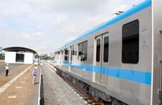 TP.HCM khắc phục sự cố dầm cầu cạn trên tuyến metro số 1