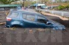 Philippines sơ tán hàng nghìn dân để tránh bão Vamco, cơn bão số 13